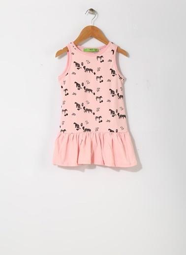 Limon Company Elbise Pudra